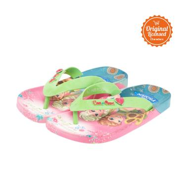 Disney Frozen Footbed Sandals Anak Perempuan