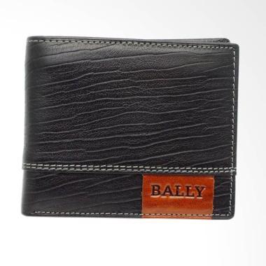 BALLY Dompet Pria - Black [66-12]