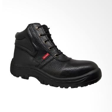 Handymen NBR601 Dress Safety Shoes - Black