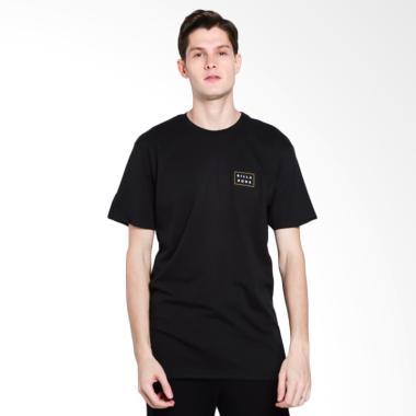Billabong Die Cut T-Shirt Pria - Black a23d64b8d9