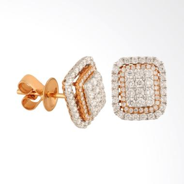 Posh Jewellery GAS0312/004 Diamond Earrings
