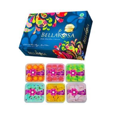 Bellarosa Platinum 2018 Paket Kue Kering Lebaran Idul Fitri