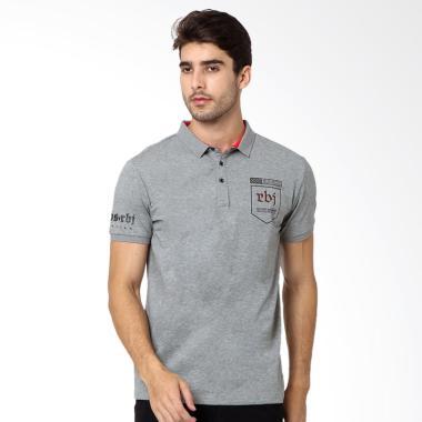 RBJ Kaos Kerah Polo Shirt - Misty [256750171]