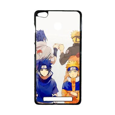 Bunnycase Naruto Sasuke L0218 Custom Hardcase Casing for Xiaomi Redmi 3 Pro or Redmi 3S