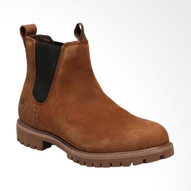 Timberland Premium Chelsea Sepatu Boot [6 Inch]