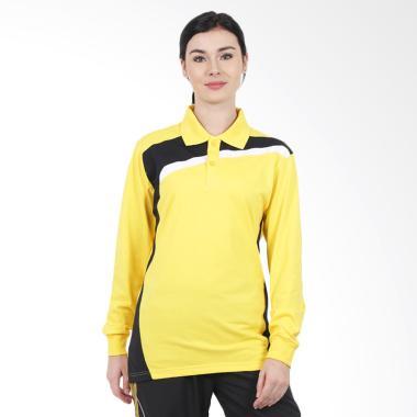 Just Fashion Combat AR Samora Atasa ...  - Kuning Kombinasi Hitam