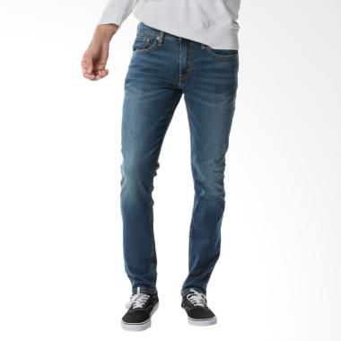 Levi's 511 Slim Fit Performance Coo ... ocolate Cool [04511-2652]