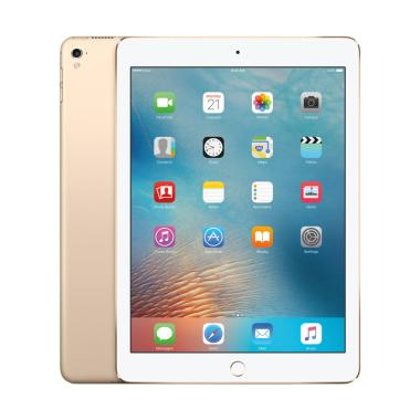 Apple iPad Pro 9.7 Inch 256 GB Tablet - Gold [WiFi + Cellular]