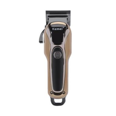 Kemei KM-1990 Electric Rechargeable ... r Trimmer Pencukur Rambut