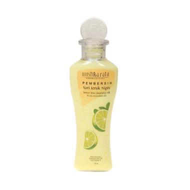 mustika-ratu_mustika-ratu-sari-jeruk-nipis-pembersih-wajah--75ml-_full02 Kumpulan List Harga Kosmetik Untuk Wajah Berminyak Dan Berjerawat Terbaik