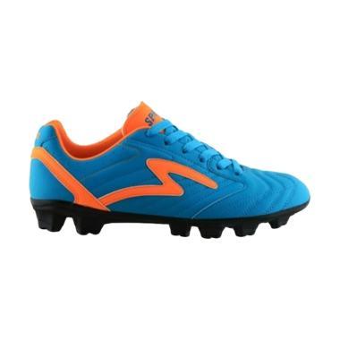 Specs Brave FG Sepatu Sepakbola - Biru Muda [Original/Art#100504]