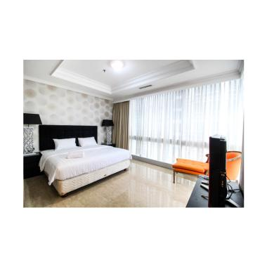 Travelio IY5N9KH8 The Capital Residence SCBD Apartement [2 BR/1 Bulan]