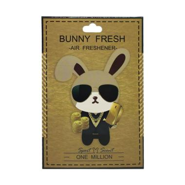 Bunny Fresh One Million Sport Scent Air and Car Freshener