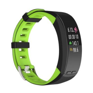 Xwatch P5 Smartband - Black Green