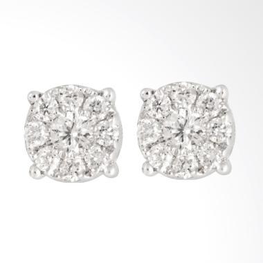 Posh Jewellery EA00000736 Diamond Earrings Anting Perhiasan