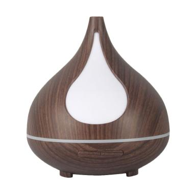 TOKUNIKU H35 Wooden Aroma Diffuser Essential Oil Humidifier [300 mL]