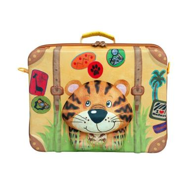 Okiedog Tiger Wildpack Suitcase Koper