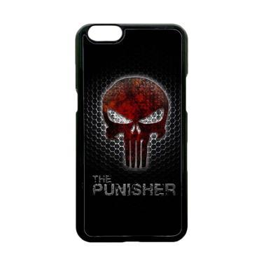 Acc Hp The Punisher Skull Logo E0295 Custom Casing for Oppo A71