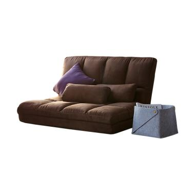 The Olive House Waffle Sofa Bed