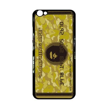 Cococase Bape Mania Card E1715 Casing for Vivo Y53
