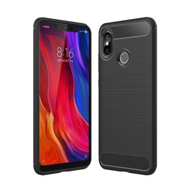 OEM Armor Carbon TPU Casing for Xiaomi Mi8