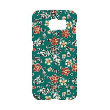 Premiumcaseid Cute Floral Batik Art ... or Samsung Galaxy S6 Edge