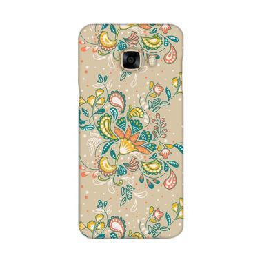 Premiumcaseid Batik Shabby Floral A ... for Samsung Galaxy C7 Pro
