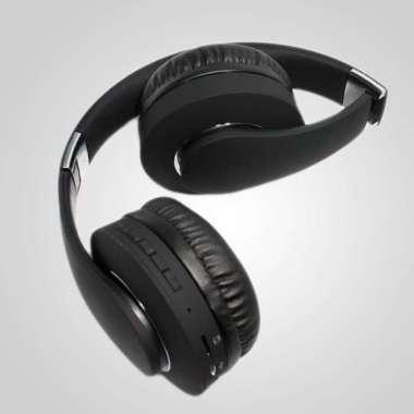 harga SPECIAL REXUS M1 WIRELESS HEADSET GAMING BLUETOOTH HEADPHONE+MICROSD+FM RADIO Blibli.com
