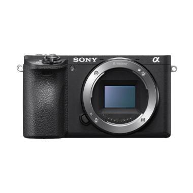 SONY Alpha A6500 Kamera Mirrorless [Body Only]