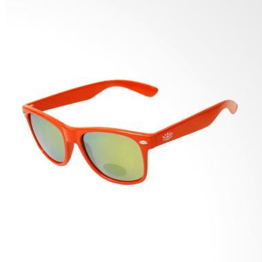 A-Dan Fashion PC Mirror Coating Vintage Glasses Sunglasses [6223]