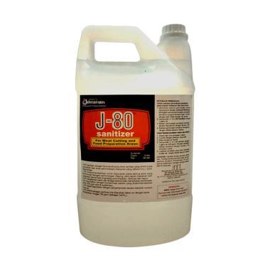 Johnson Wax Sc  J-80 Sanitizer for Peralatan Makan dan Masak