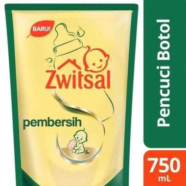 harga Zwitsal Pencuci Botol Bayi & Anak Baby Bottle Cleanser 750ml Cuci Botol Susu Anak Blibli.com