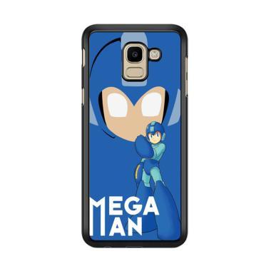 Flazzstore Megaman C0317 Premiem Casing for Samsung Galaxy J6 2018