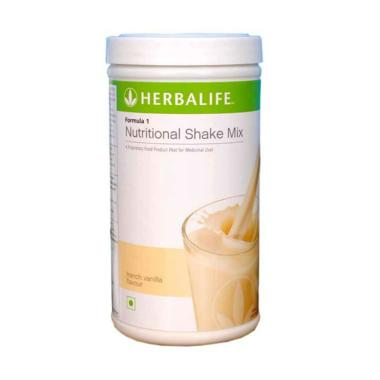 Herbalife Formula 1 Nutritional Sha ... Vanilla Minuman Kesehatan