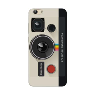 Premiumcaseid Retro Polaroid Camera Hardcase Casing for VIVO Y65