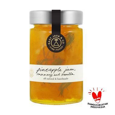 harga East Java & Co Pineapple with Rosemary and Vanilla Blibli.com