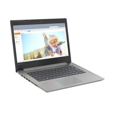 harga Lenovo Ideapad IP330-14IGM Laptop - Grey [N4000/ 14 Inch/ 4GB/ 500GB/ Win10] Blibli.com