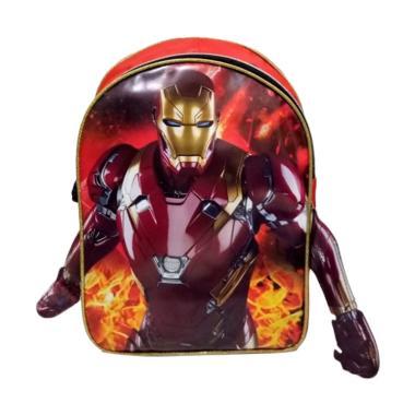 OEM Iron Man Tangan Backpack Tas Sekolah Anak [TK]