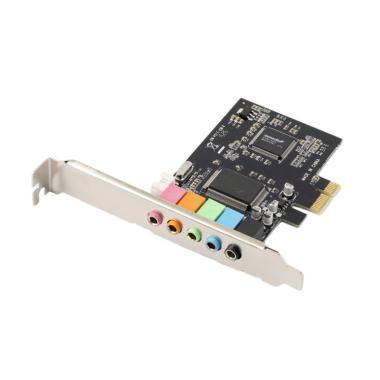 harga MTECH PCI-E Sound Card Blibli.com