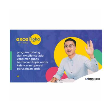excellence.asia Pelatihan Small Business - Excelloka Startup Membership Voucher