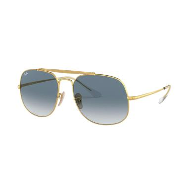 Ray-Ban General Sunglasses  RB3561 001 3F 57-17  4a59ae1d97