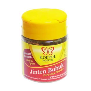 Koepoe-koepoe Jinten Bubuk Bumbu Masak Instan [32 g]