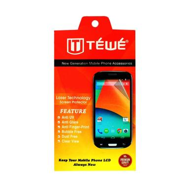 TEWE Anti Gores Screen Protector for Andromax G - Clear