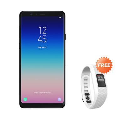 Dijamin Murah - Samsung Galaxy A8 Star Smartphone [64GB/4GB] - Black + Free Garmin Vivofit 3 Activity Tracker - White - Garansi Resmi - FREE ONGKIR