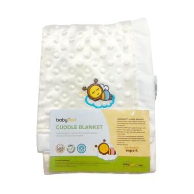 harga Babybee Cuddle Blanket Dot Selimut Bayi Blibli.com