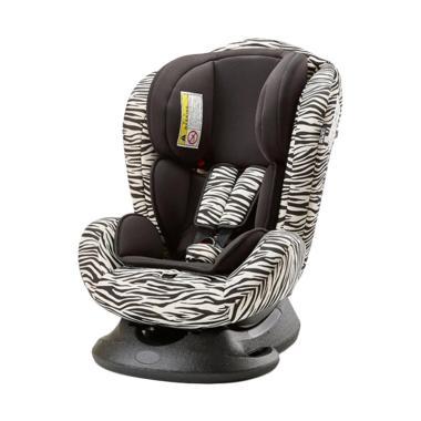 Dino Car Seat >> Babydoes Lcs 899 Zebra X Happy Dino Car Seat