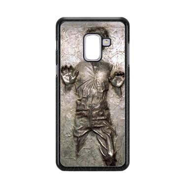 harga Acc Hp Star Wars Han Solo Frozen In Carbonite L1674 Custome Casing for Samsung Galaxy A8 Plus 2018 Blibli.com