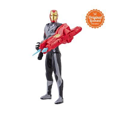 harga Hasbro The Avengers Team Tech Power Fx 2.0 Iron Man Action Figure Blibli.com