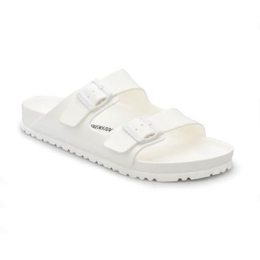 sports shoes 00ce4 2f4cb Birkenstock Arizona Eva Sandal Pria - White
