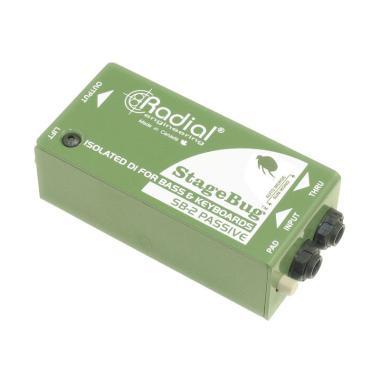 harga Radial StageBug SB-2 Passive Direct Box Blibli.com